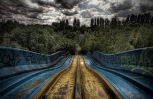 被遗弃的游乐场