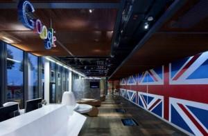 Google伦敦