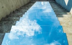 陆地上的天空