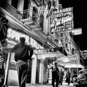 旧金山1940-1960