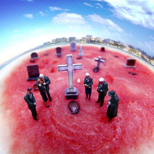 微观食物世界