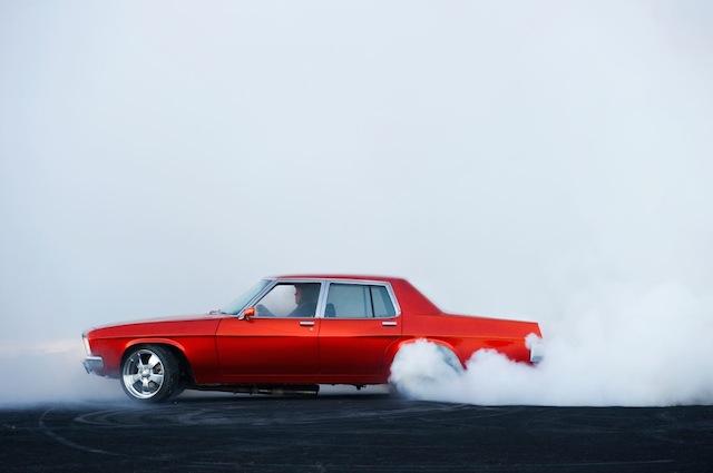 燃烧的引擎