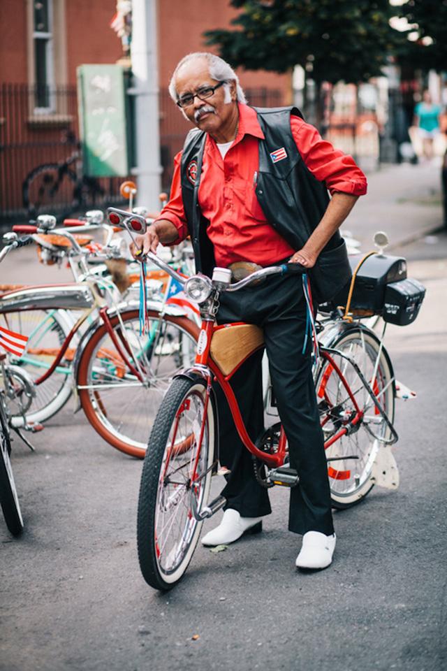 纽约骑行范儿