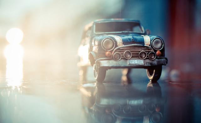 玩具车的旅程