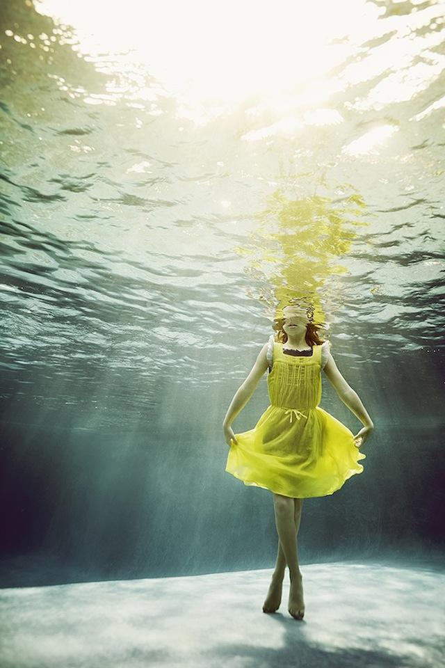 水下的童年