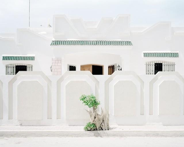 突尼斯建筑