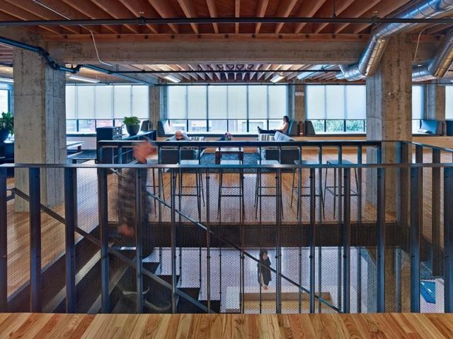 Heavybit办公空间设计