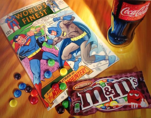零食与超级英雄