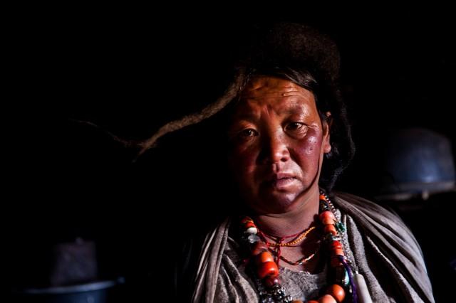 喜马拉雅山区的居民