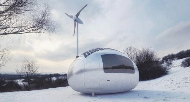 清洁能源小屋