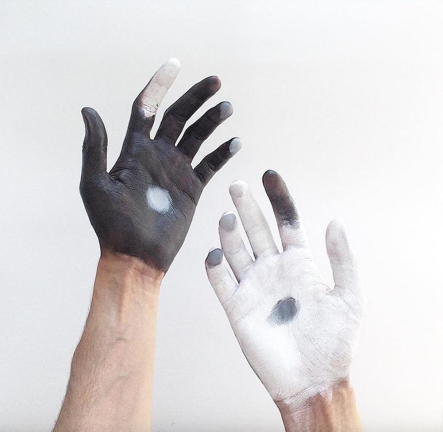 关于手的故事
