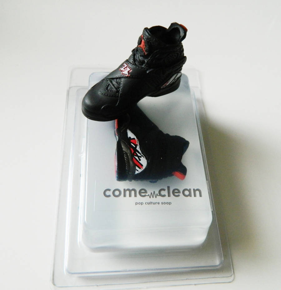 Nike香皂