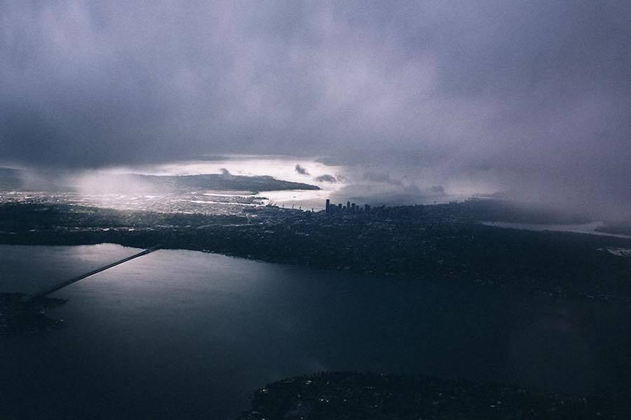 从西雅图到新奥尔良
