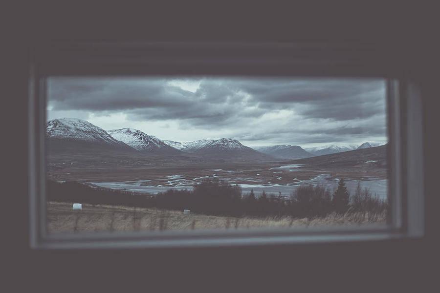 冬日里的远行