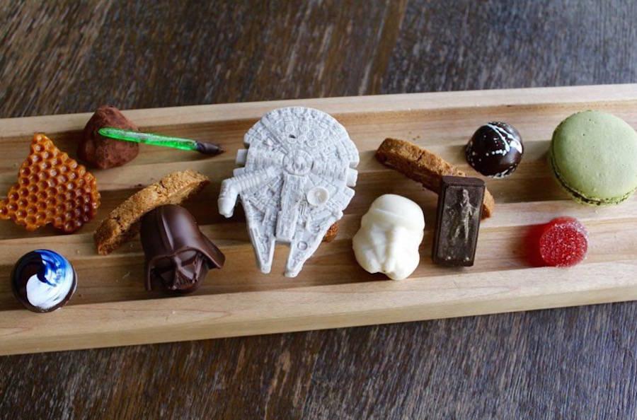 星战主题甜品