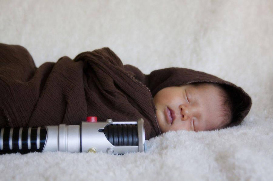 卷入星球大战的宝贝
