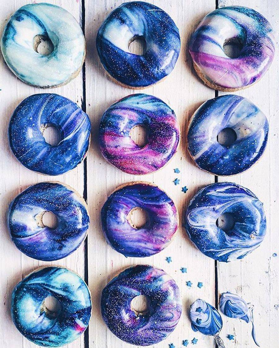 星际甜甜圈