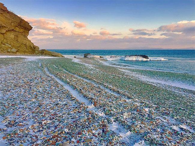 Broken Glass Beach